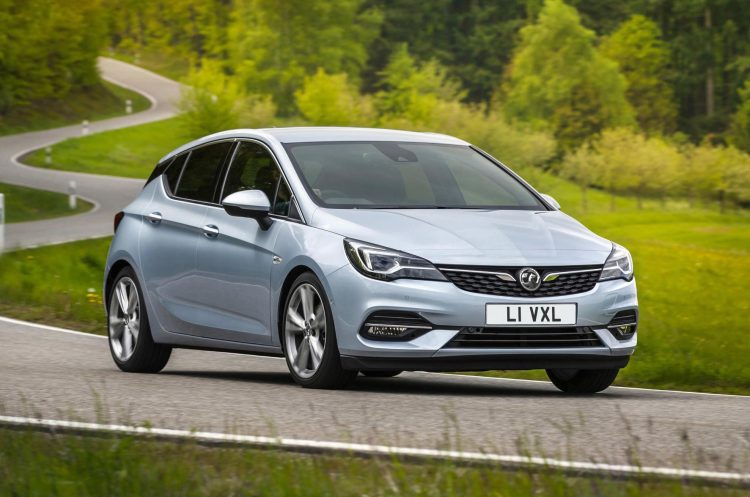 2020 Vauxhall Opel Astra Revealed New Powertrains Revised